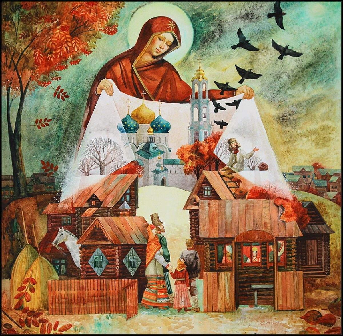 Покрова традиції свята
