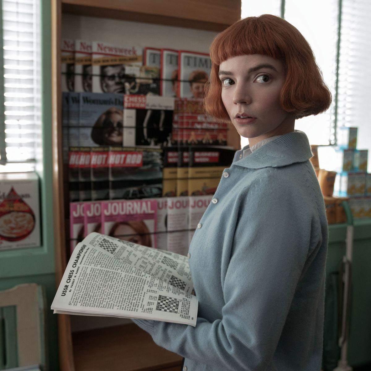 Бет Гармон у серіалі
