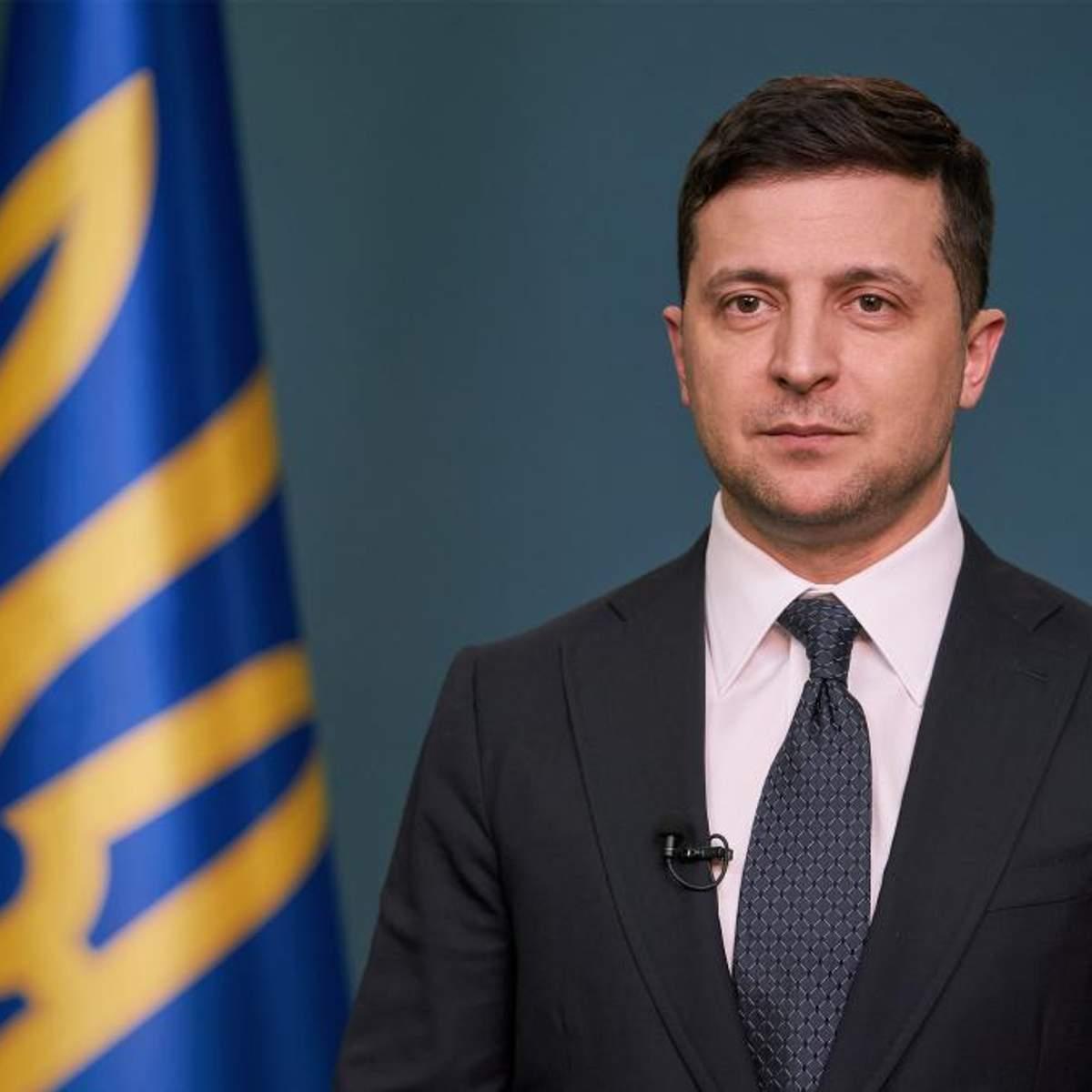 Зеленский поздравил украинцов с годовщиной референдума о независимости