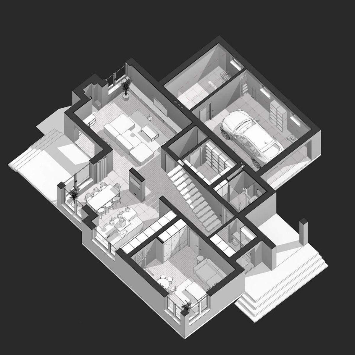 План дому