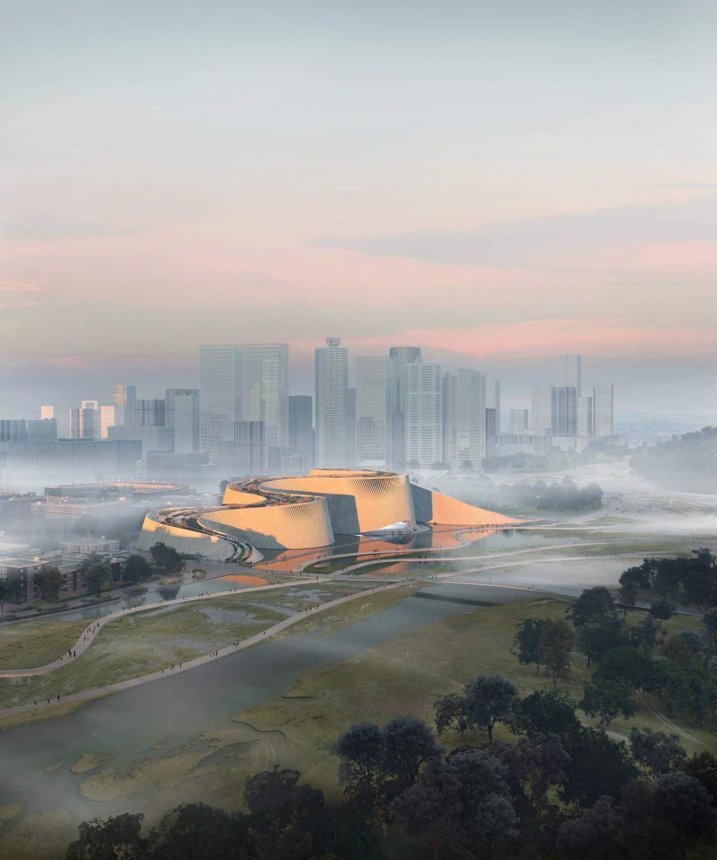 Нетипова форма будівлі / Фото World-architects