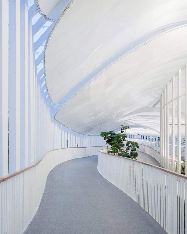 Унікальний простір для розміщення громадських закладів  / Фото World Architecture