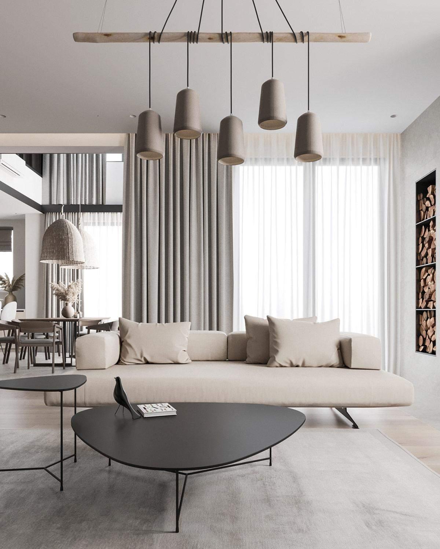 Як використати сірий колір в квартирі