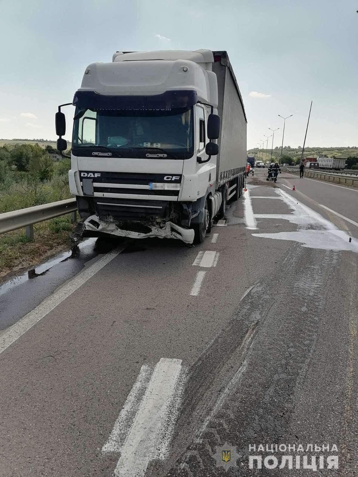 Водій вантажівки наїхав на двох пішоходів: іони загинули