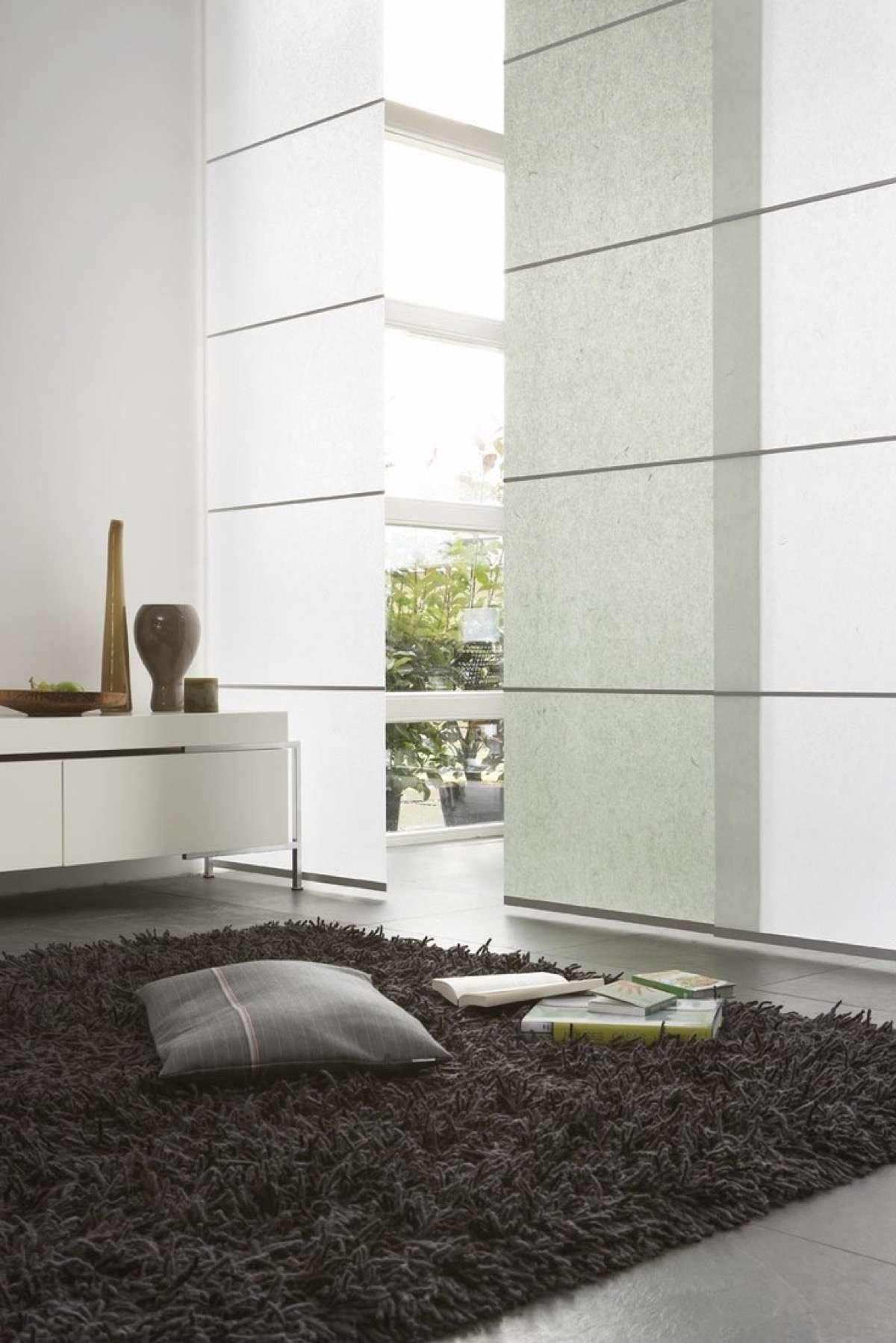 Чим замінити тюль на вікнах: японські штори