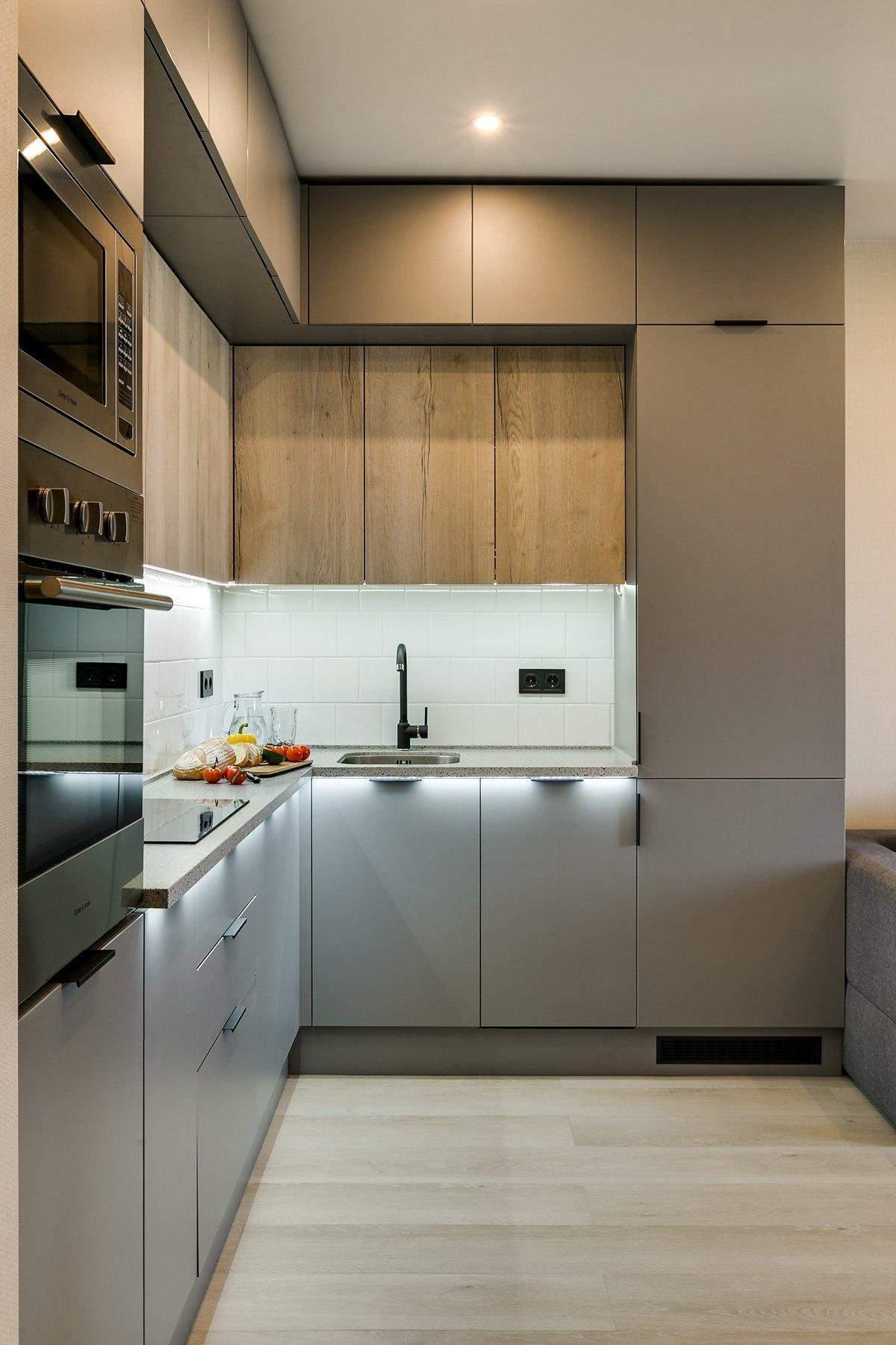 Саму кухню не перенасичували світлом / Фото The Village