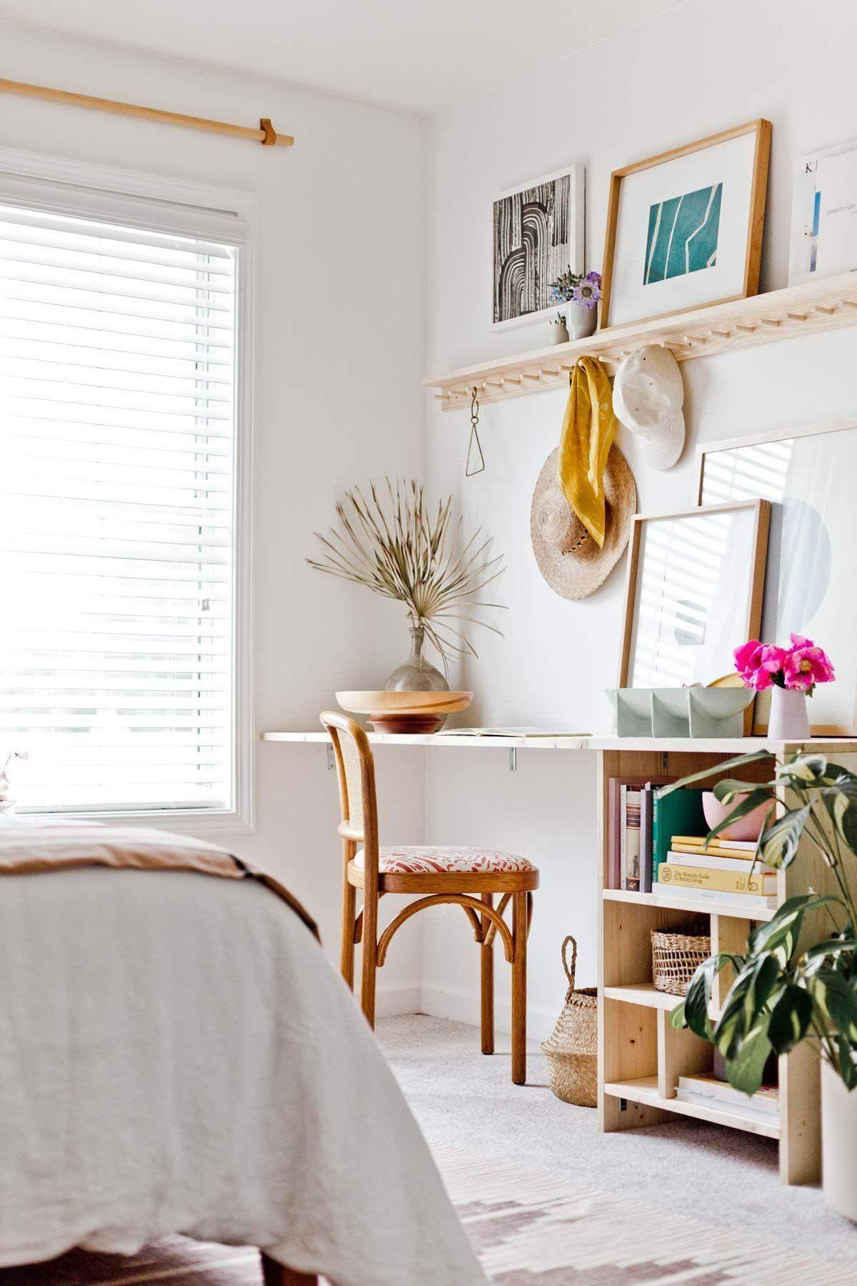 Як організувати домашній офіс в спальні