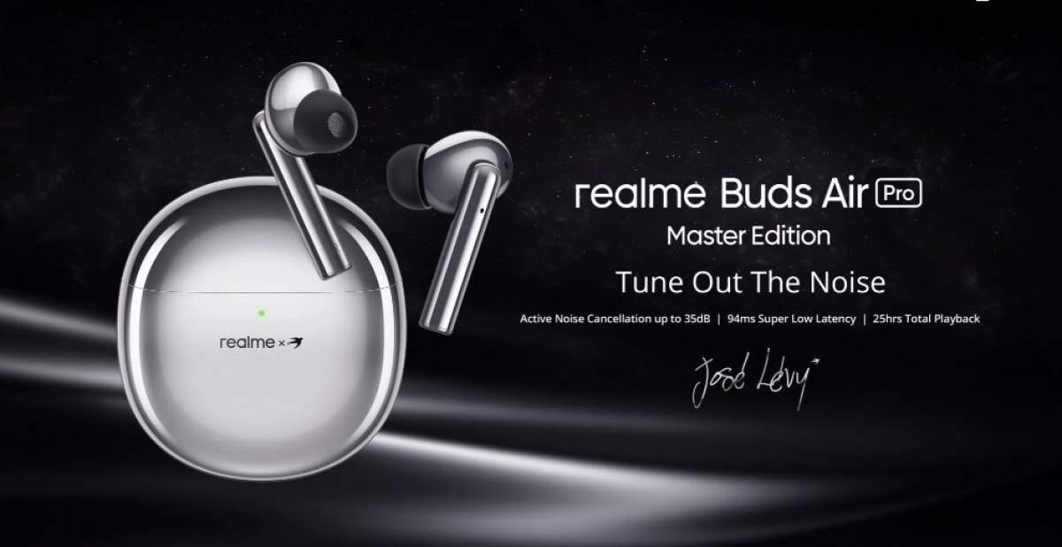 Buds Air Pro Master Edition