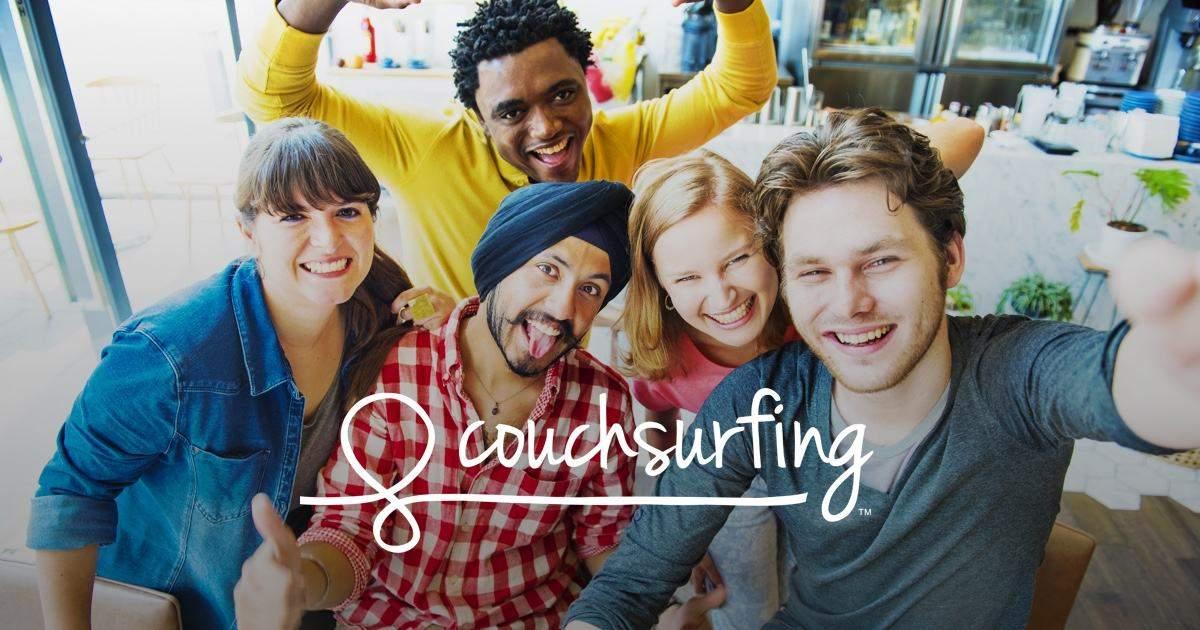 коучсьорфінг couchsurfing