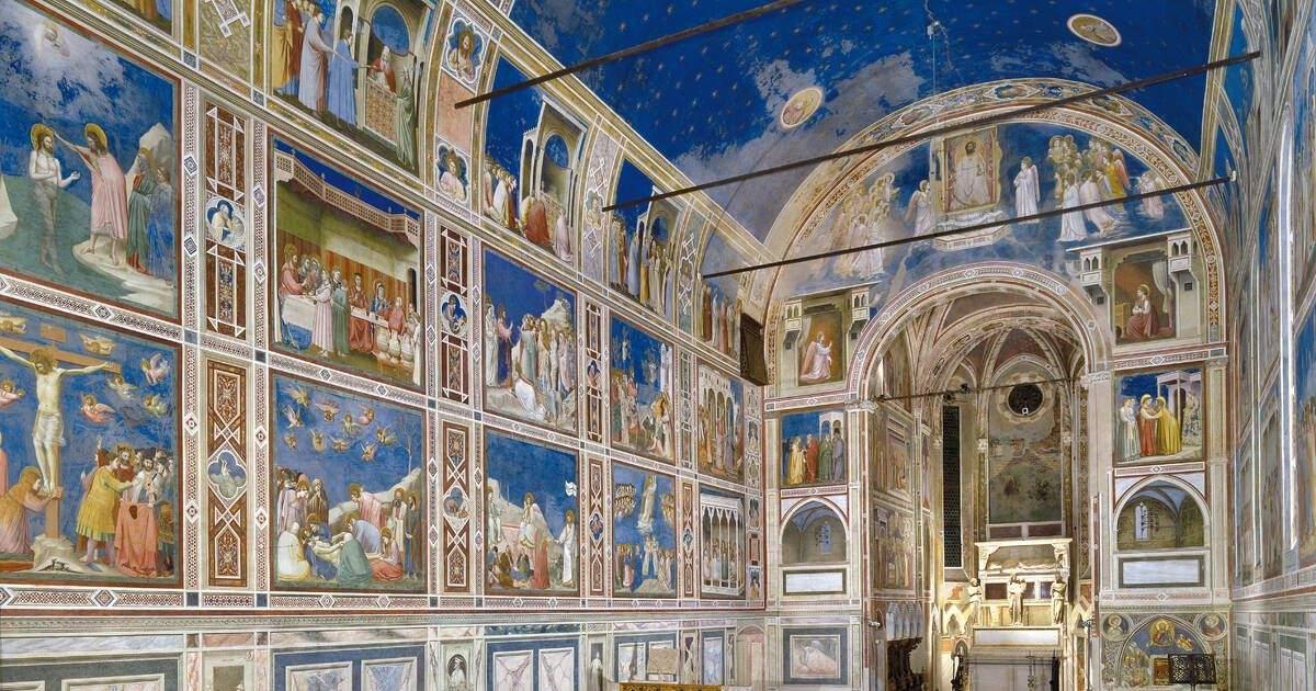 фрескові компекси в Італії