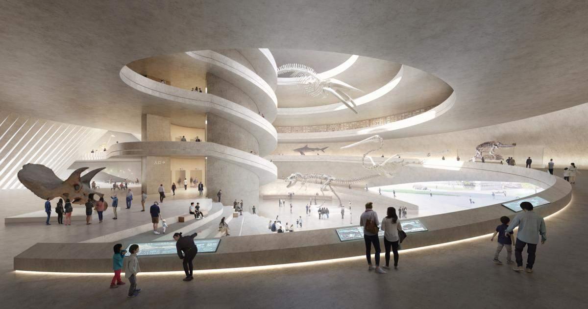 Галереї музею / Фото World-architects