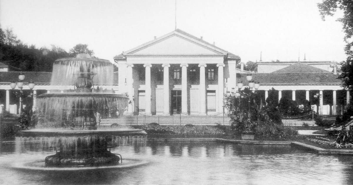 Kurhaus Wiesbaden у 1906 році