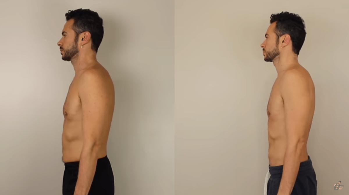За неделю блогер сбросил 3 кг