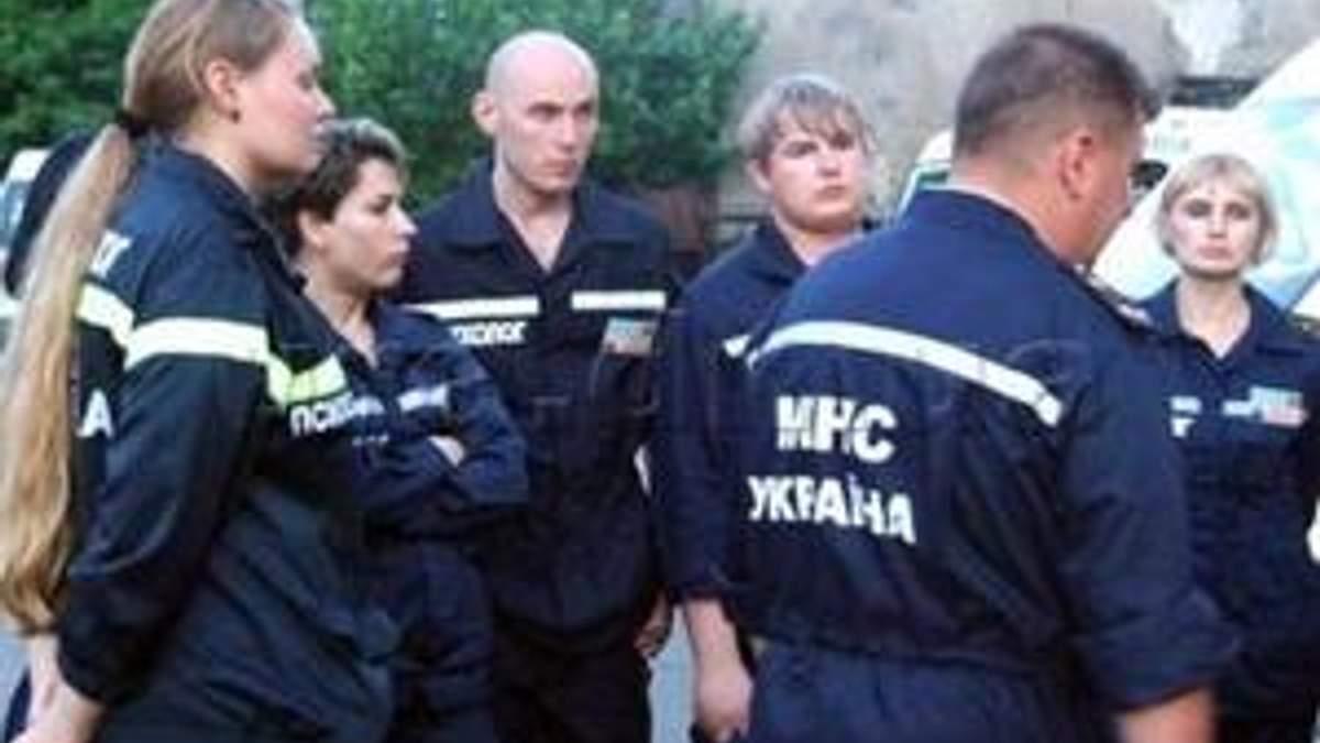 Працівники МНС на Тернопільщині почали відселяти людей