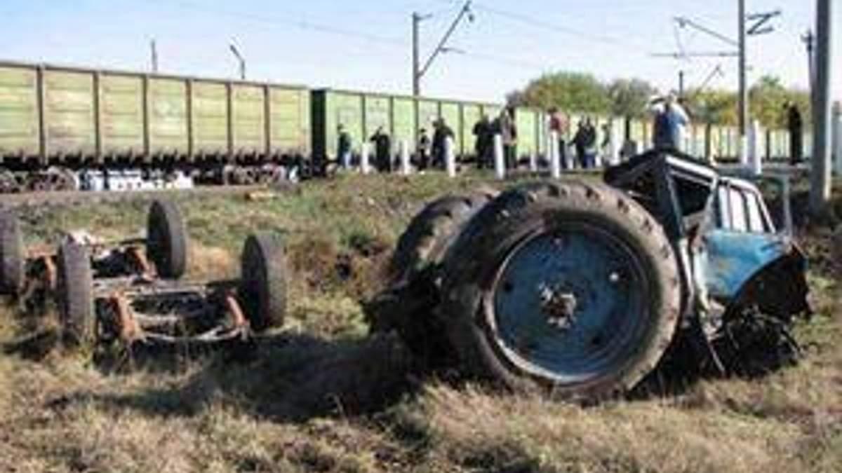 Ще одна смертельна ДТП на переїзді сталася у Запорізькій області