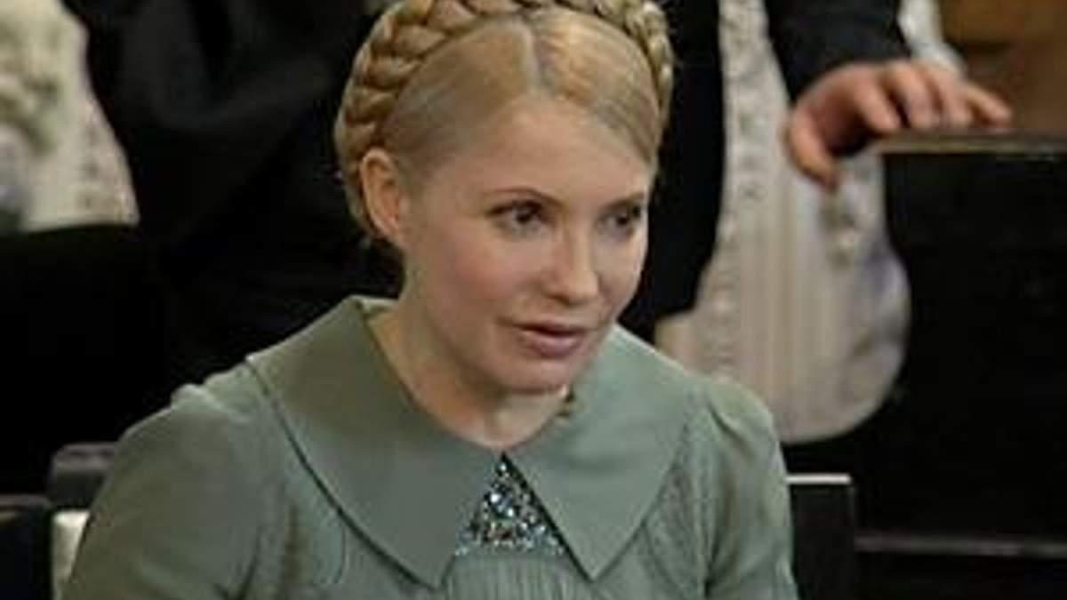 Податковий кодекс знищує в країні середній клас - Тимошенко