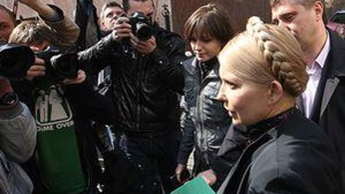 Юлія Тимошенко вважає, що Янукович програв Податковому майдану