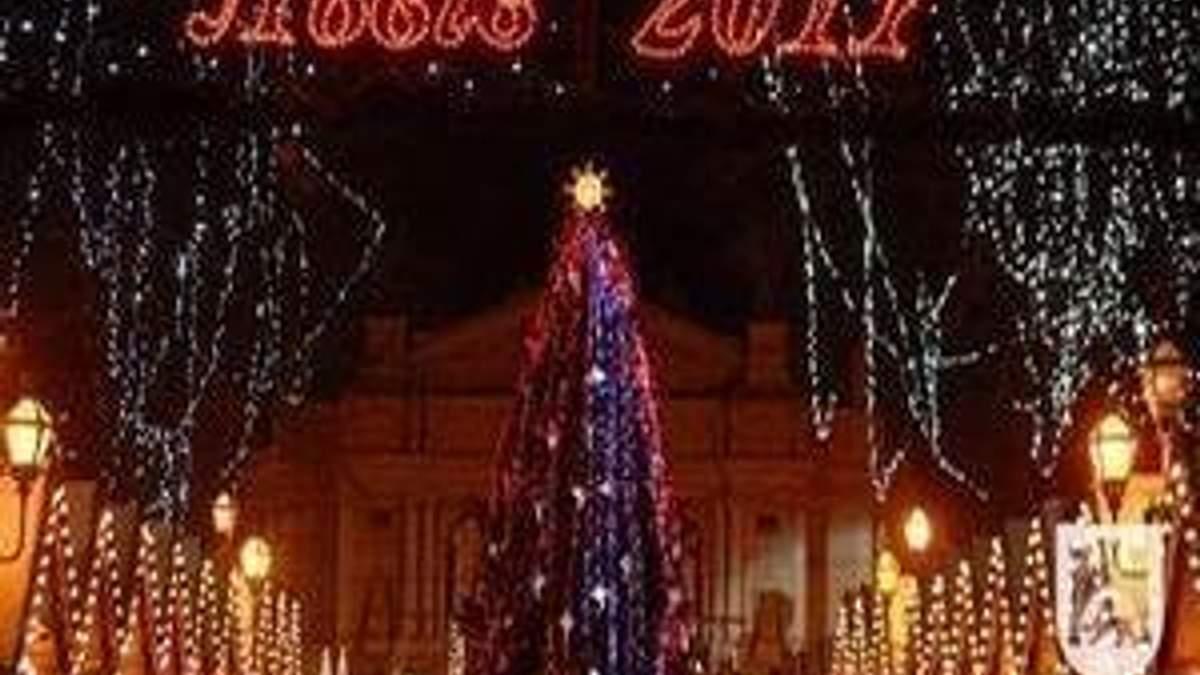 Два штрихи до новорічного Львова
