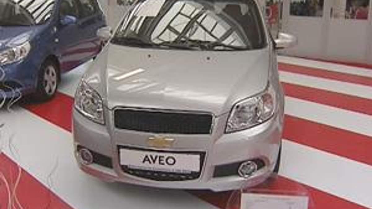 Виробництво Chevrolet Aveo перенесуть з Польщі до України