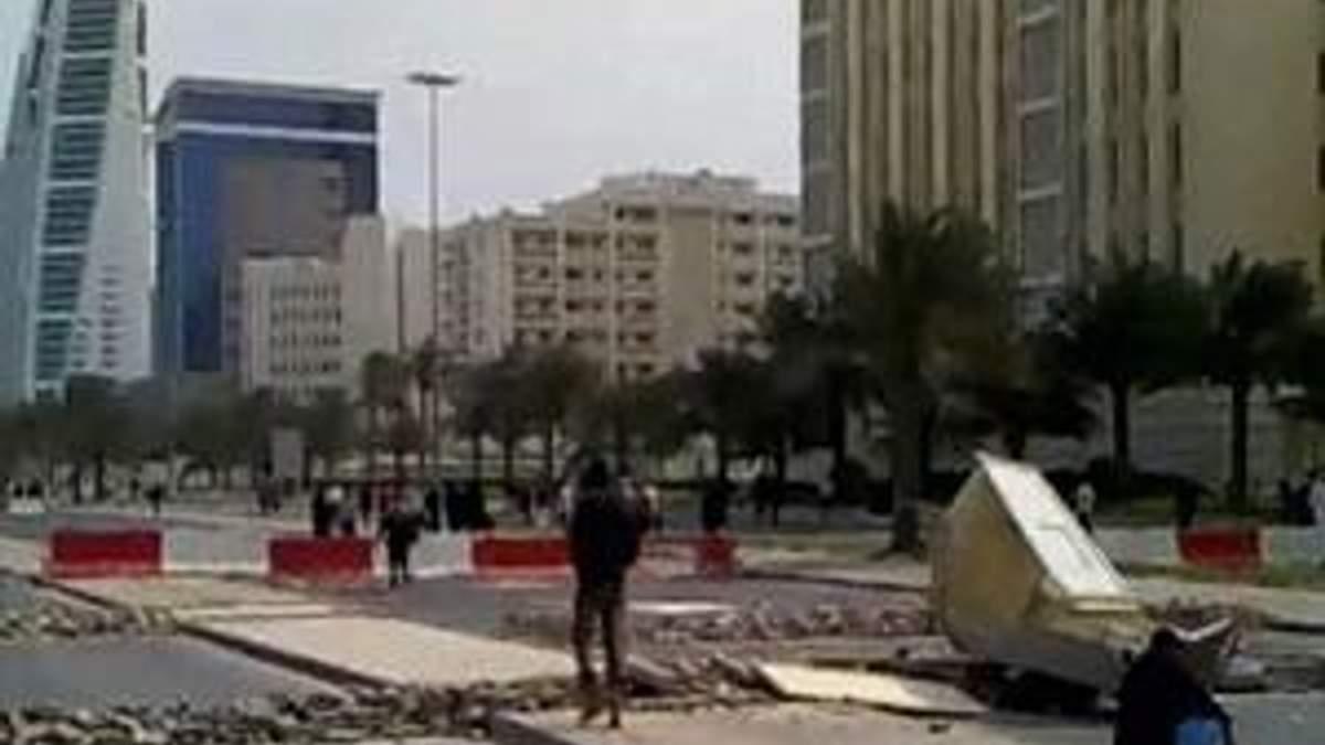 Власти Бахрейна ввели в стране чрезвычайное положение