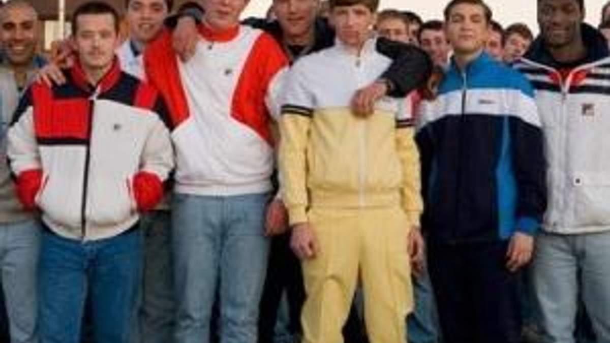 Футбол. Англія. Мода
