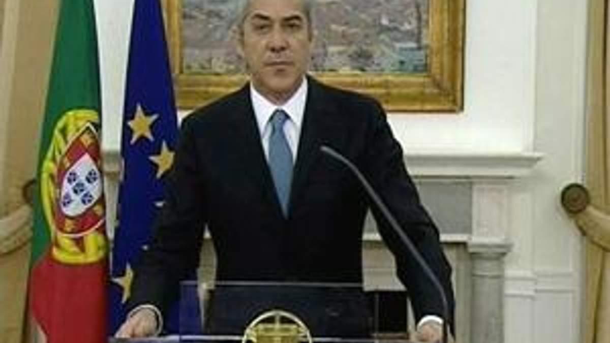 Португалія звернулась за фінансовою допомогою до ЄС