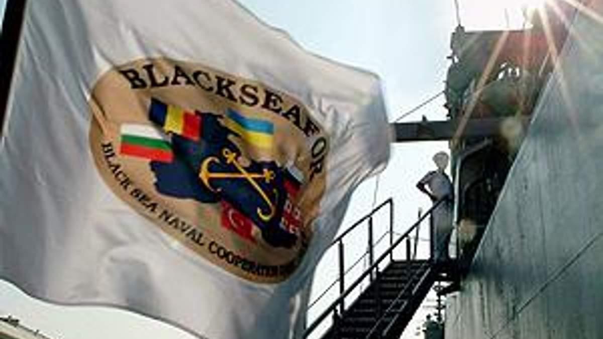 Корабли BLACKSEAFOR покинули порт Севастополя