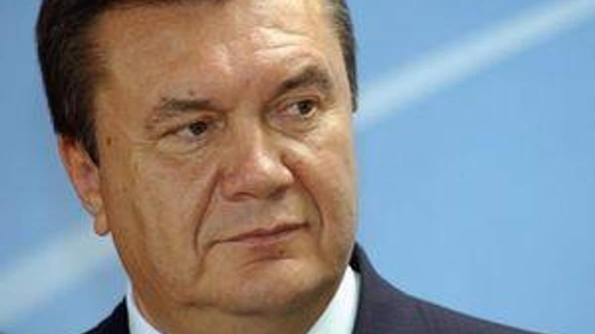 Янукович відзначає особливе партнерство між Україною та ЄБРР