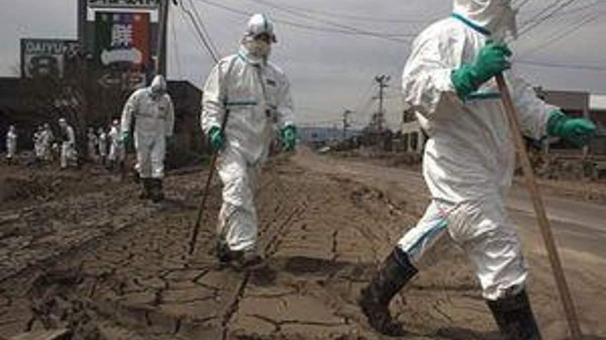 Радіація в зоні відчуження навколо Фукусіми в 500 разів вище норми