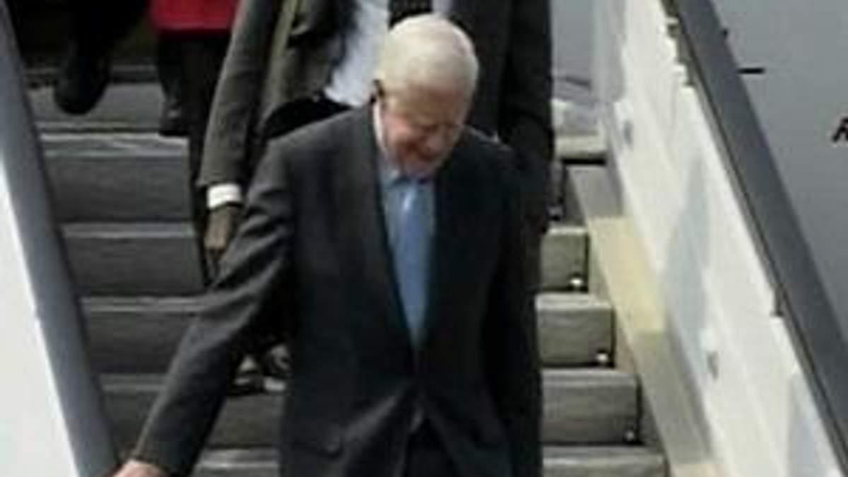 Делегація колишніх західних лідерів прибула до Пхеньяну