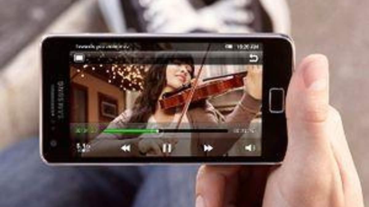 Розпочався продаж смартфонів Samsung Galaxy S II