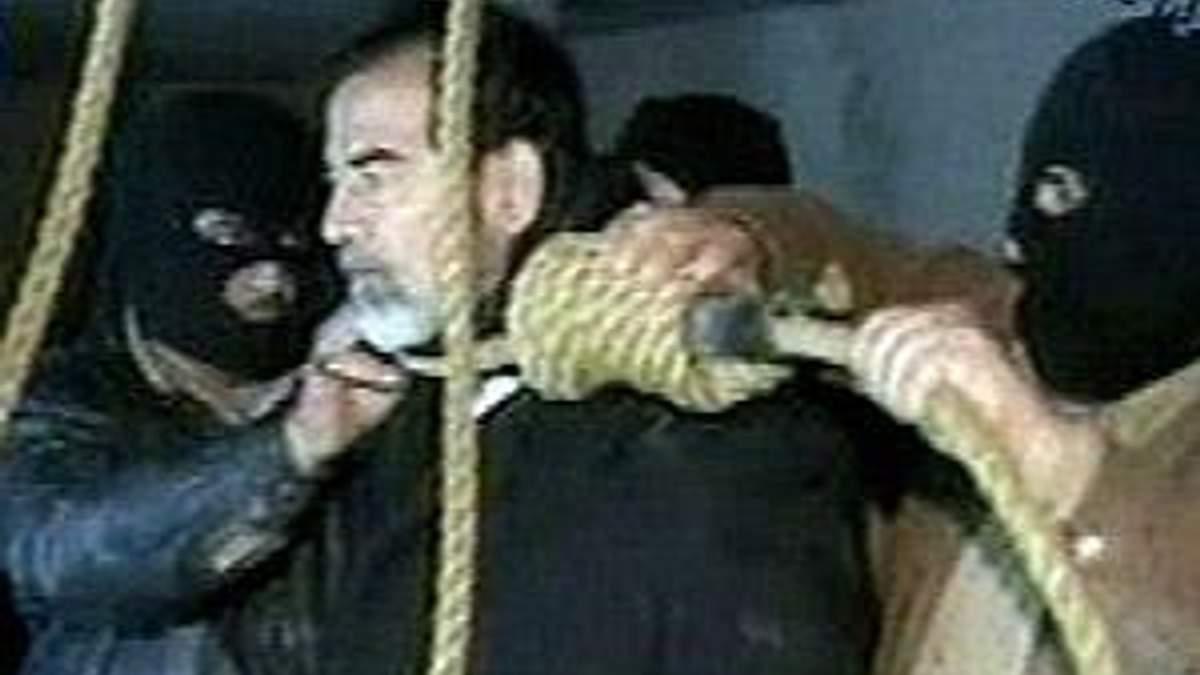 Хусейна повесили в декабре 2006 года