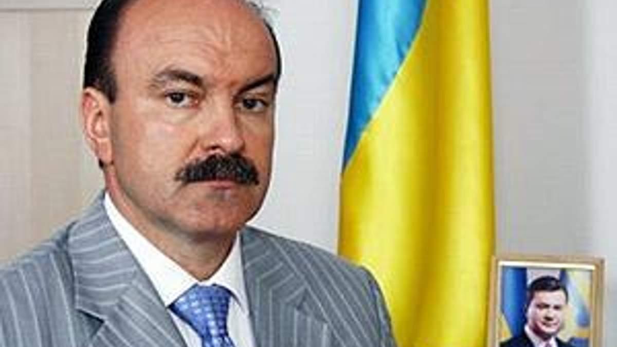Губернатор Львовщины Михаил Цимбалюк