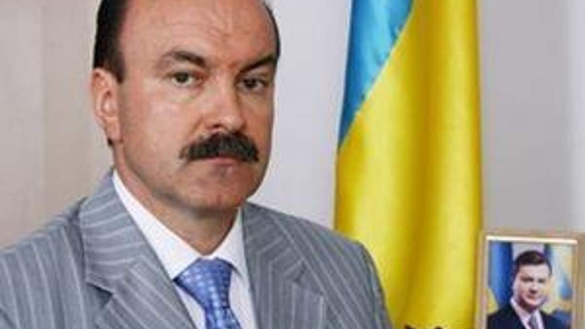 Янукович решит судьбу Львовского губернатора после выводов рабочей группы