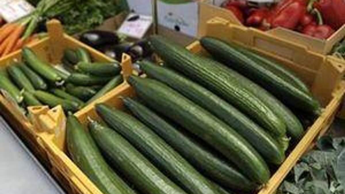 У Євросоюзу вимагають компенсації за іспанські огірки