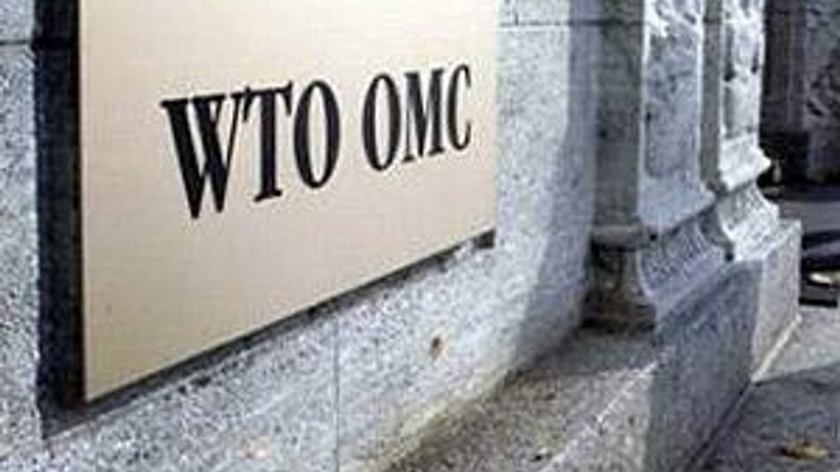 Переговори про вступ РФ до СОТ перенесли з ініціативи Швейцарії