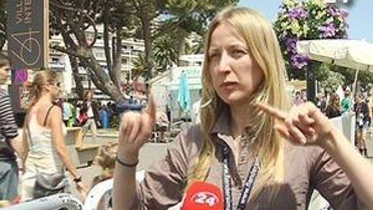 """Марина Врода - человек месяца по версии телеканала новостей """"24"""""""