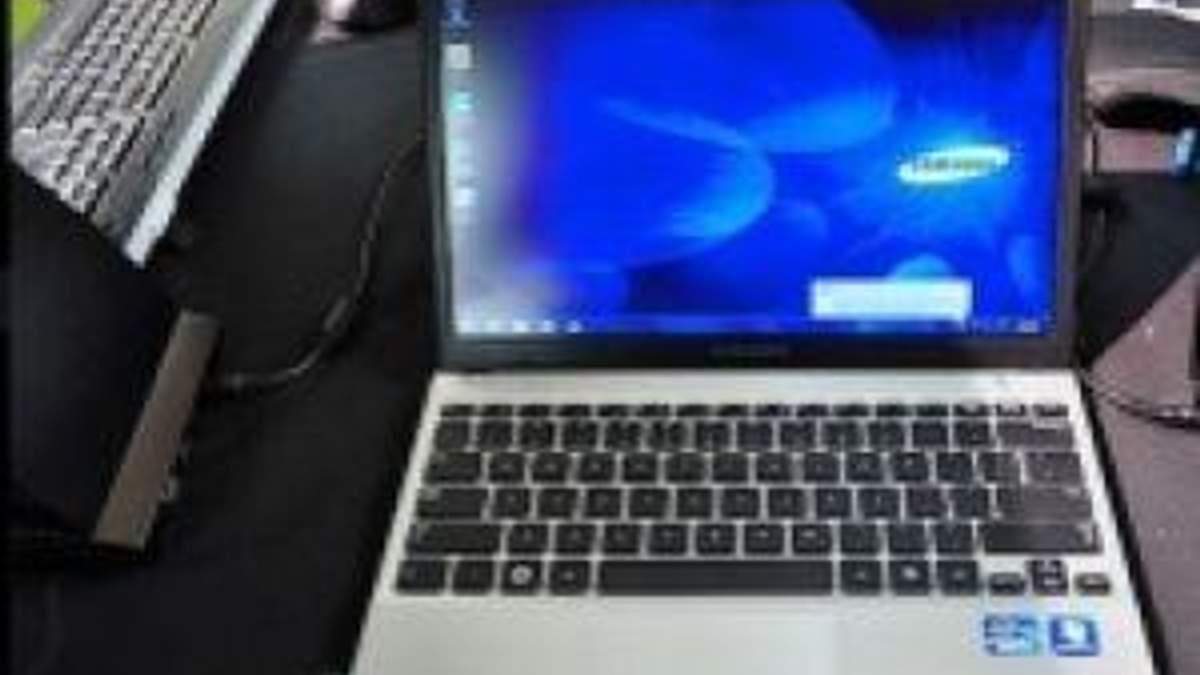 Samsung показала ноутбуки третьої серії