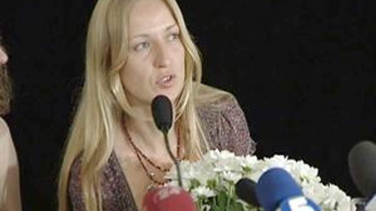 Марина Врода показала в Україні переможця Канн