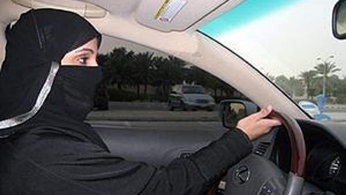 Subaru через жінок відмовилась продавати автомобілі в Саудівській Аравії