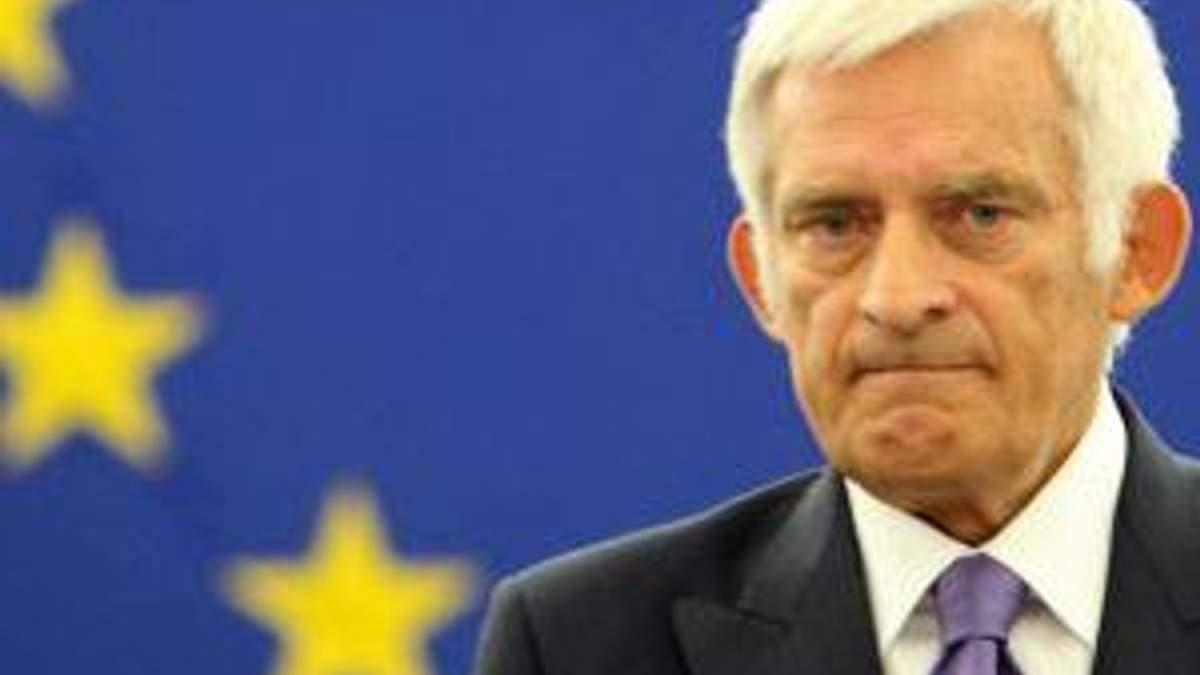 Президент Европарламента соболезнует в связи со взрывом на шахте в Луганской области