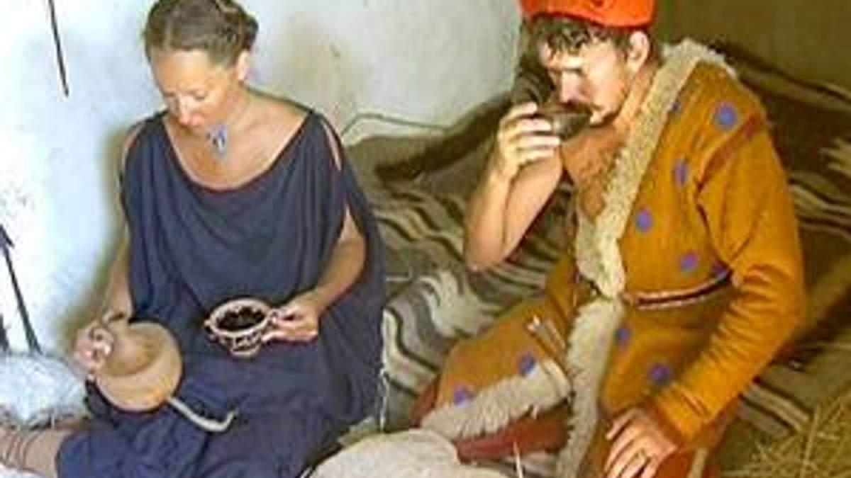 На території греко-скіфського городища поселили сучасних людей