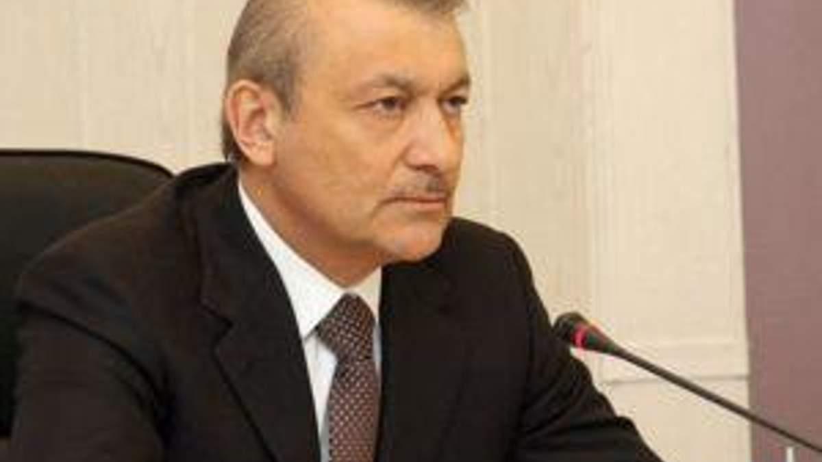 У Макіївці прощаються з кримським прем'єром Джарти