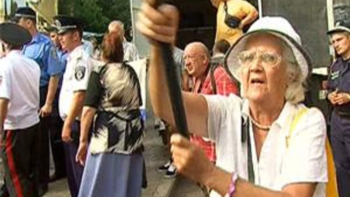 """""""Студентське братство"""" отримало спротив у Севастополі"""