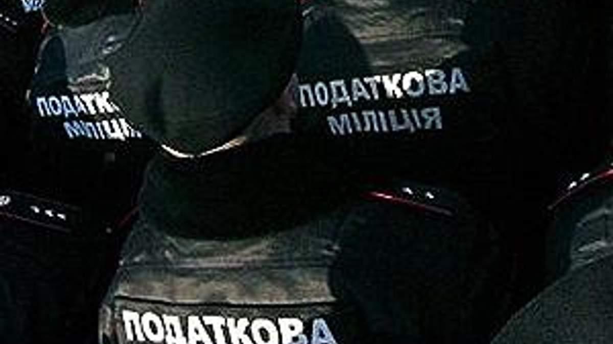 Податкова міліція проводить обшук в будівлі Федерації профспілок