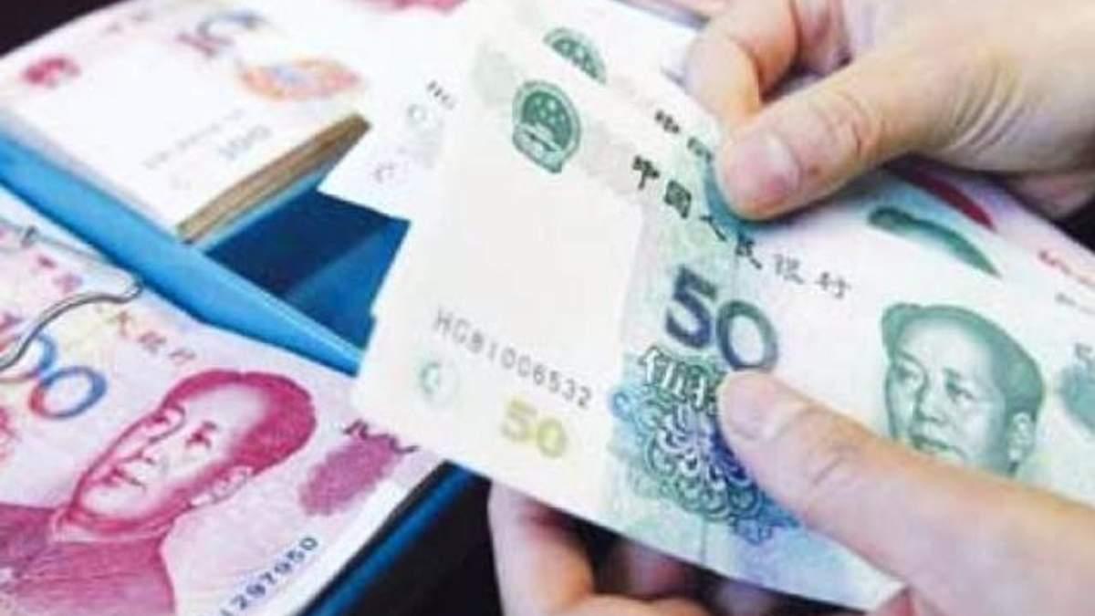 КНР зайняв 17 місце з кількості інвестицій
