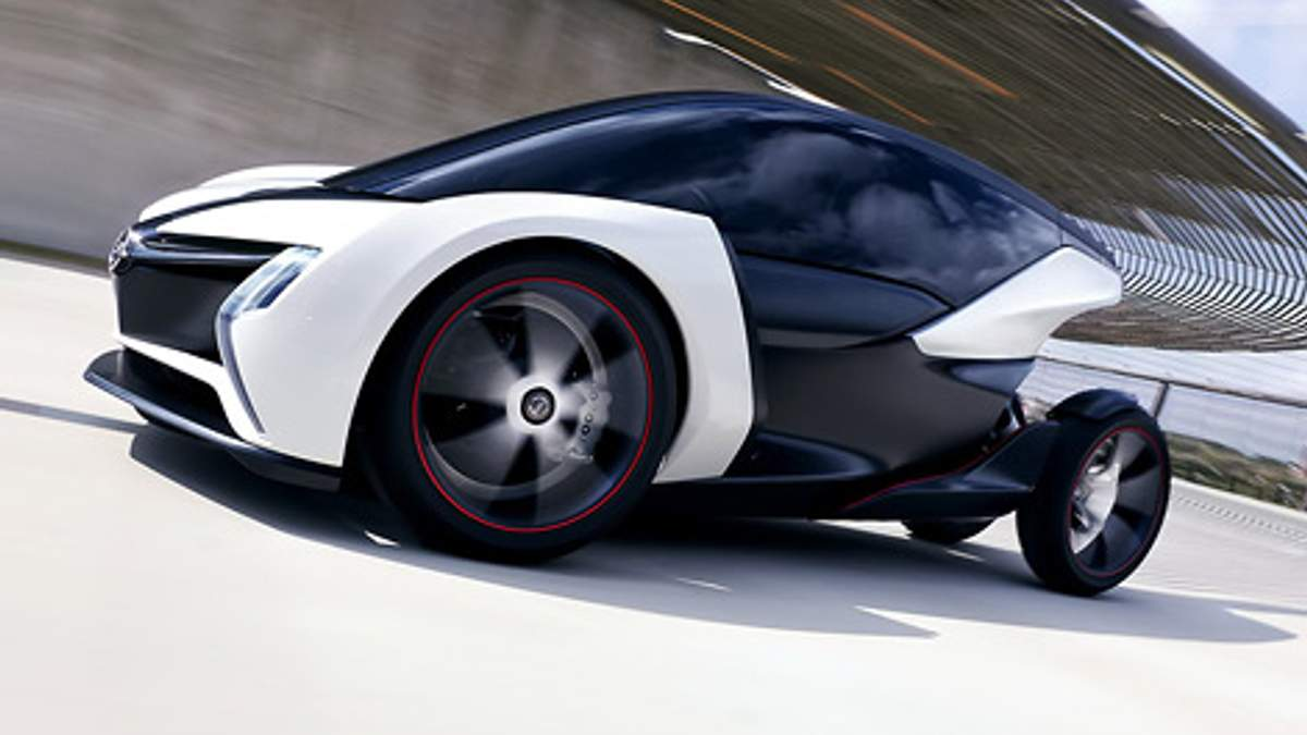Opel представить двомісний електрокар