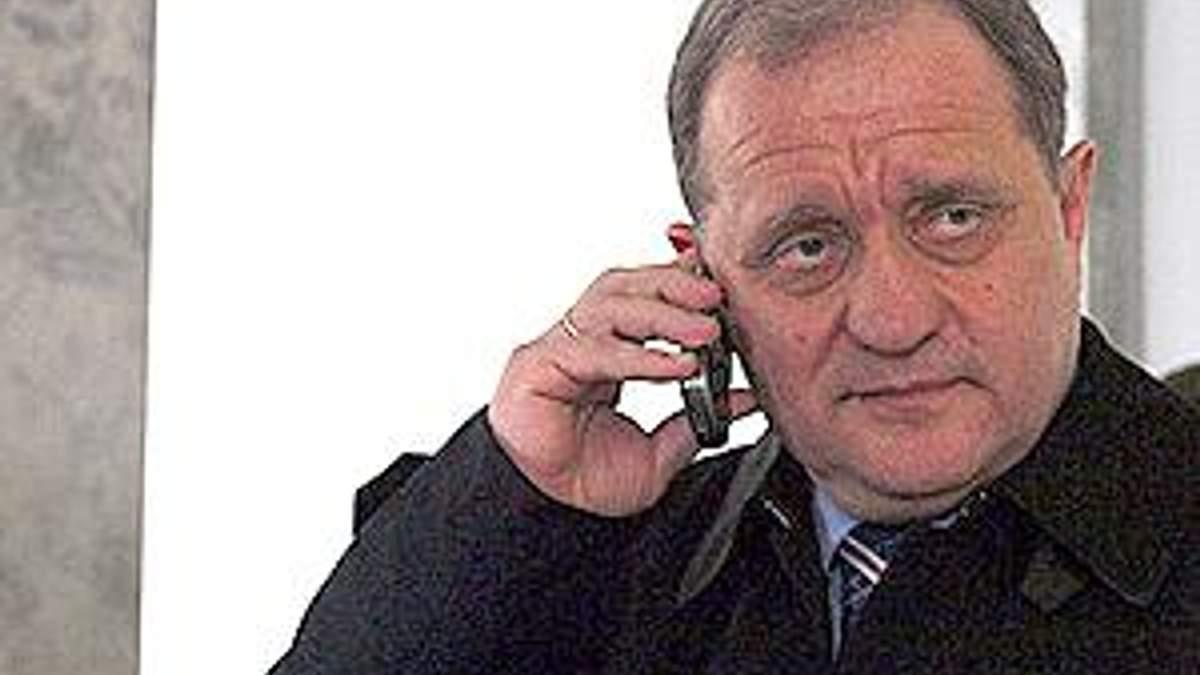 Міністр внутрішніх справ Анатолій Могильов