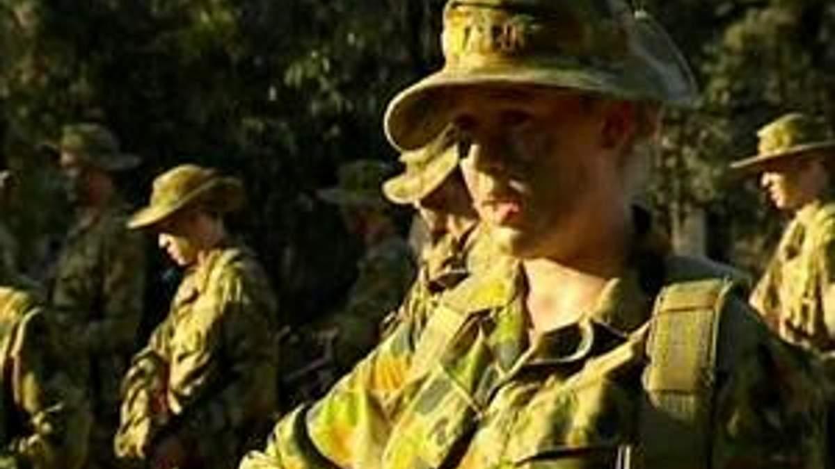 Правительство Австралии разрешило женщинам служить на боевых должностях в армии