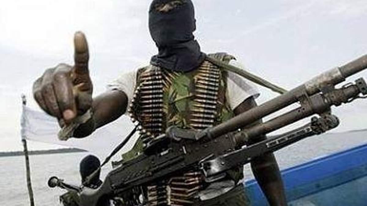 Сомалійські пірати захопили судно з українцями на борту